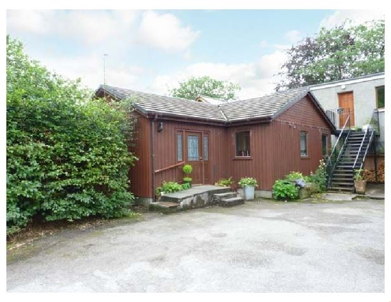 Polfearn Chalet a holiday cottage rental for 2 in Taynuilt,