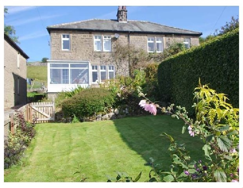 Fellside a holiday cottage rental for 5 in Appletreewick,