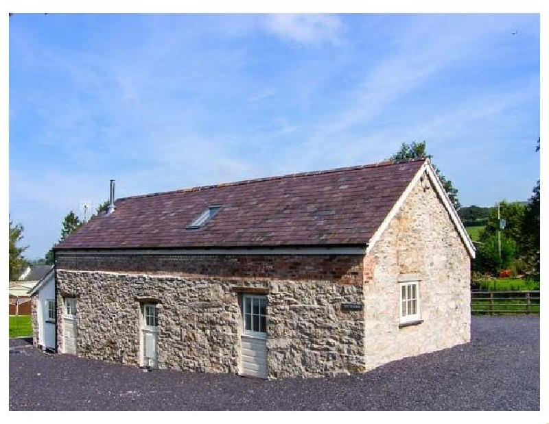 Nant yr Hendre a holiday cottage rental for 6 in Pentre Celyn,