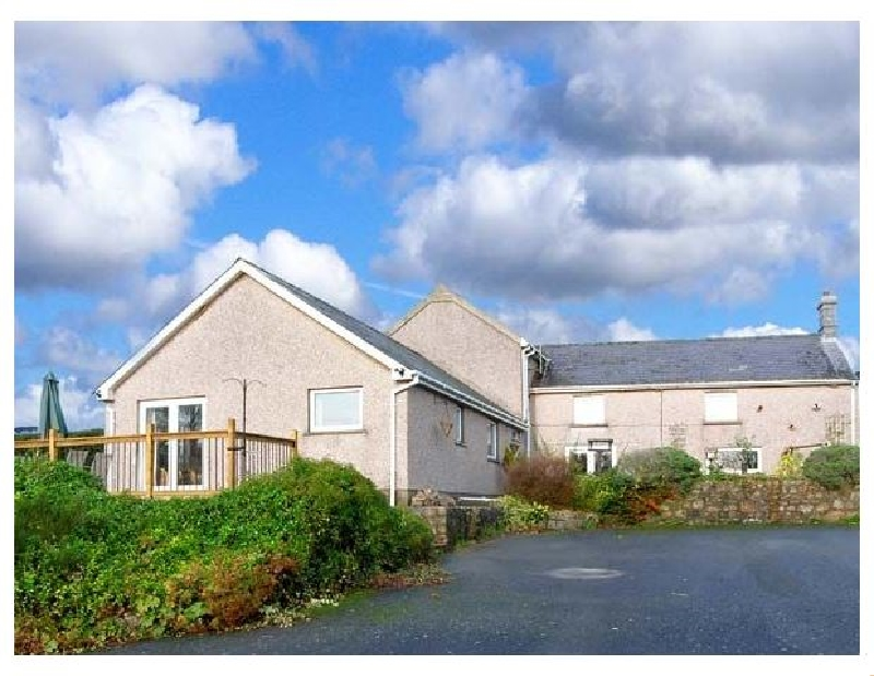 Beefs Park Farm Annexe a holiday cottage rental for 4 in Amroth,