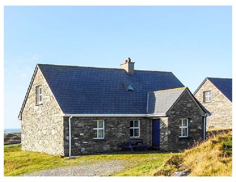 Lackaghmore Cottage a holiday cottage rental for 6 in Portnoo,