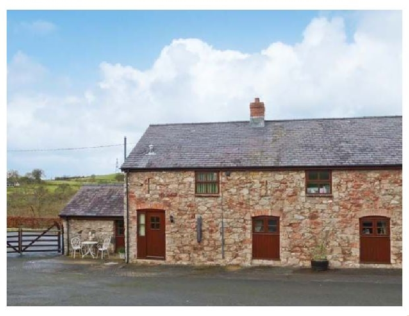 Graig Fawr Cottage a holiday cottage rental for 2 in Tremeirchion,