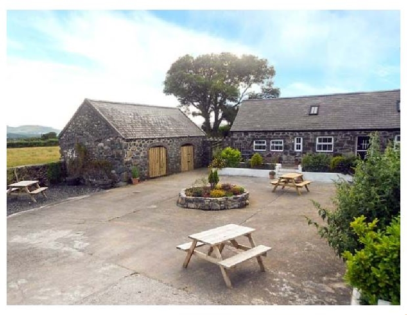 Image of Bwthyn yr Onnen (Ash Cottage)