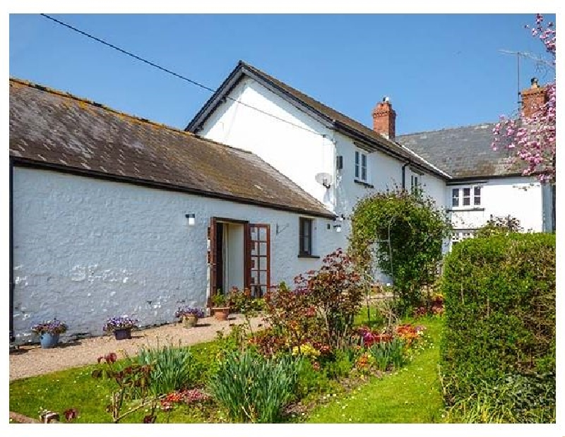 Coed y Gelli a holiday cottage rental for 2 in Abergavenny,