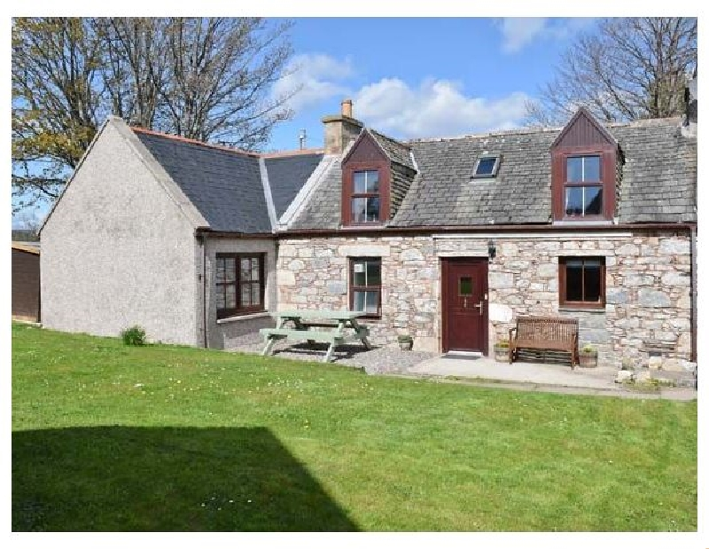Avondale Cottage a holiday cottage rental for 6 in Tomintoul,