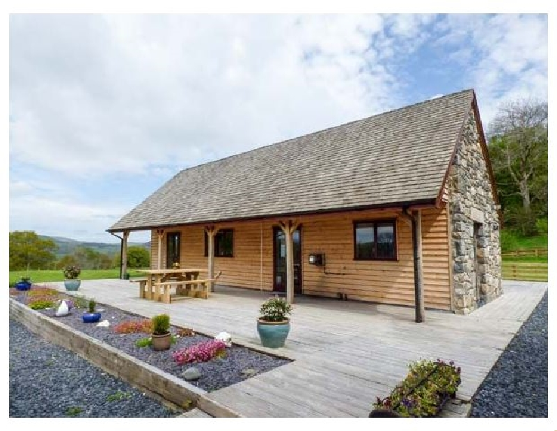 Nantllyn a holiday cottage rental for 8 in Bala,