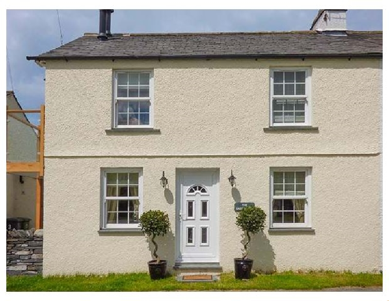 Saddleback a holiday cottage rental for 2 in Torver,
