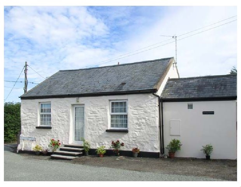Winganna a holiday cottage rental for 5 in St. Ishmaels,