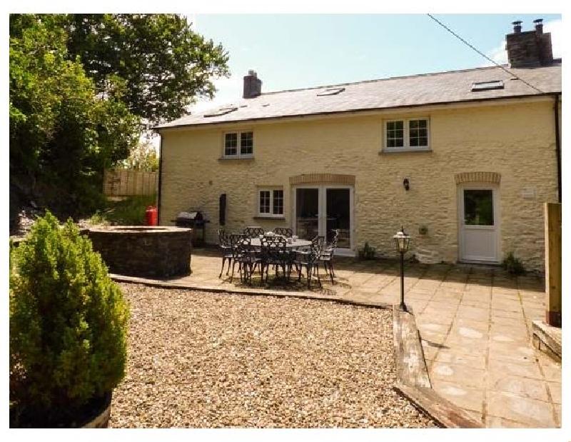 Penuwch Fach a holiday cottage rental for 8 in Aberystwyth,