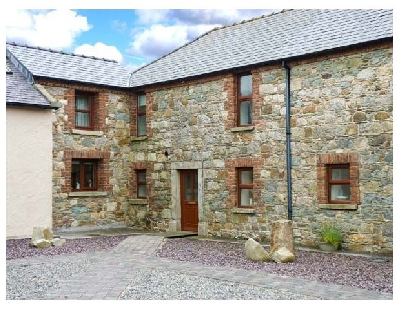 Coastguard Court a holiday cottage rental for 4 in Cullenstown,