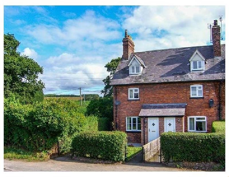 1 Organsdale Cottages a holiday cottage rental for 6 in Kelsall,