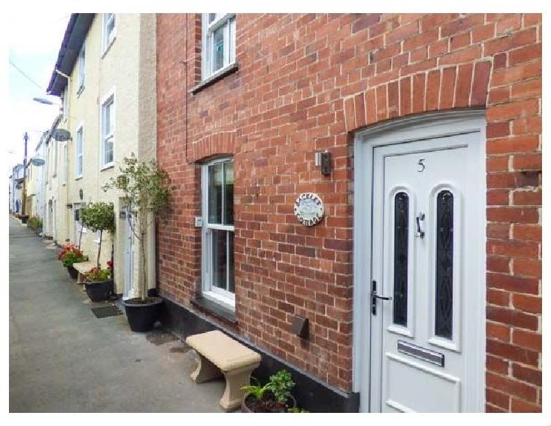 Backlet Cottage a holiday cottage rental for 4 in Mevagissey,