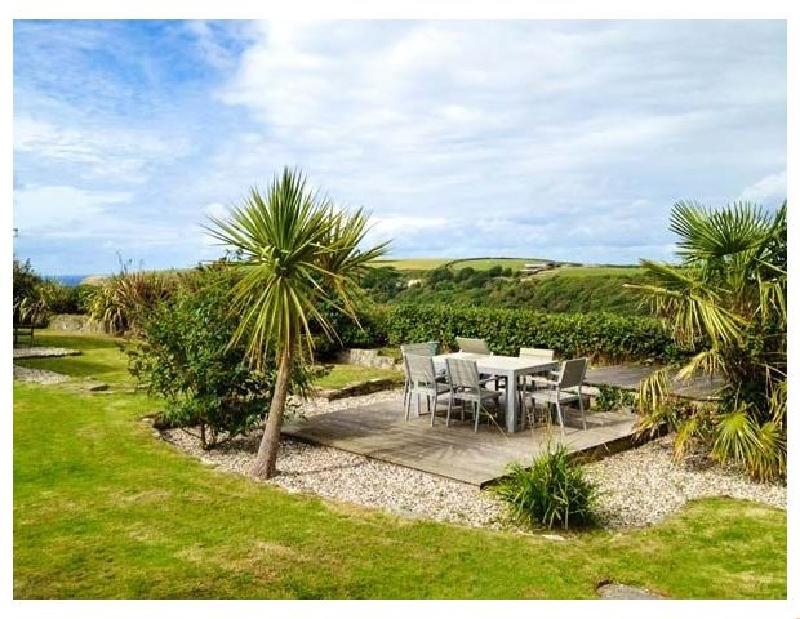 Nans-Tek a holiday cottage rental for 6 in Crackington Haven,