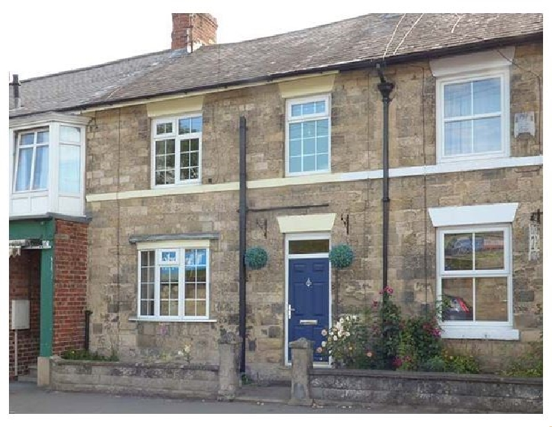 Hogwarts Cottage a holiday cottage rental for 4 in Pickering,