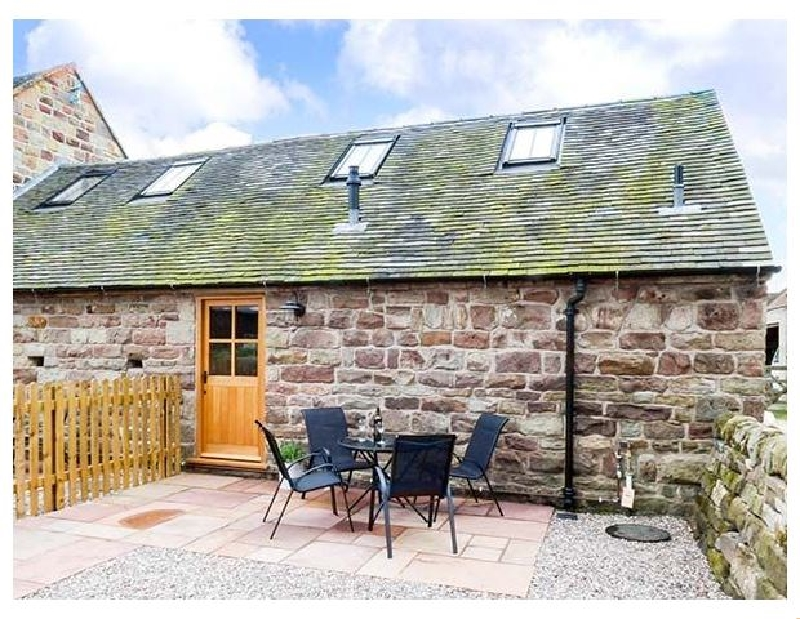 Jacob's Barn a holiday cottage rental for 2 in Ramshorn,