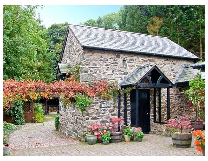 The Old Barn a holiday cottage rental for 2 in Ruthin,