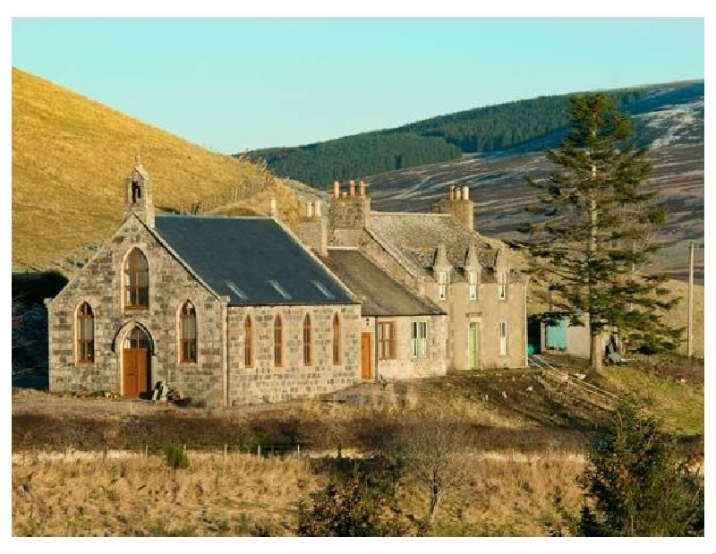 Deveron View a holiday cottage rental for 3 in Dufftown,