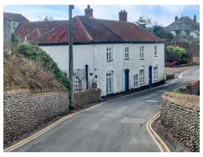 Cobbler's Cottage a holiday cottage rental for 4 in Mundesley,