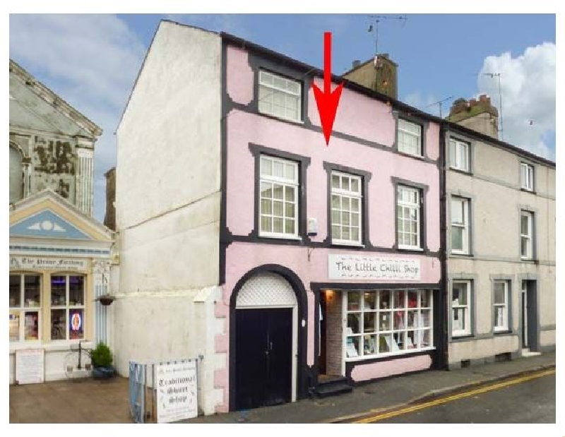 Hafan Fach (Small Haven) a holiday cottage rental for 3 in Beaumaris,