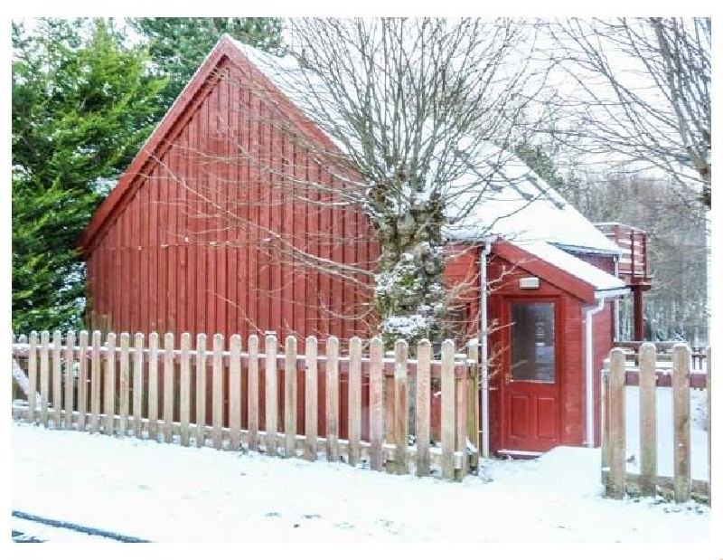 Details about a cottage Holiday at Strathavon Chalet