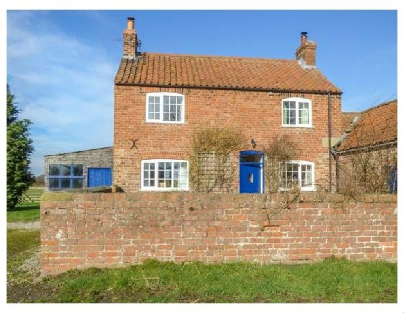 Bellafax Cottage a holiday cottage rental for 4 in Pickering,