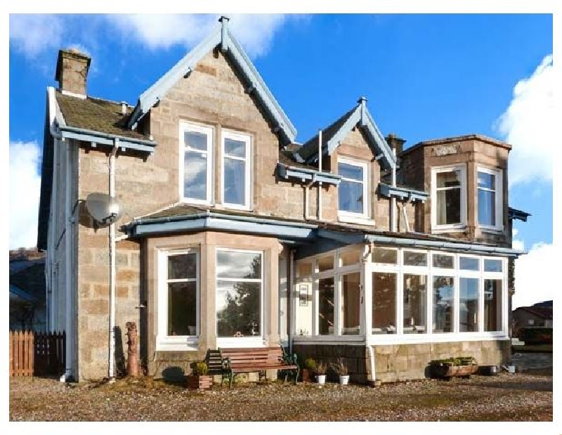 Alvey House a holiday cottage rental for 19 in Newtonmore,