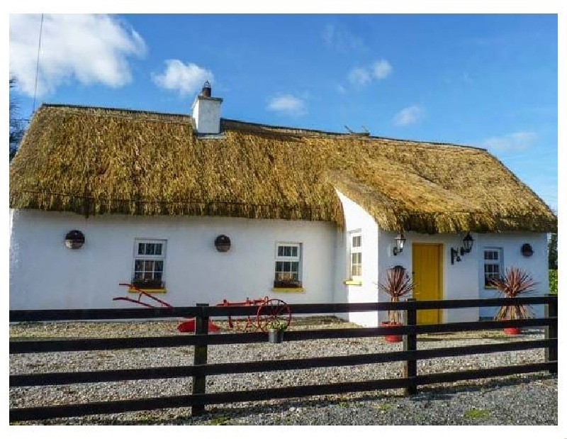 Fitzpatricks Cottage a holiday cottage rental for 4 in Ballacolla,