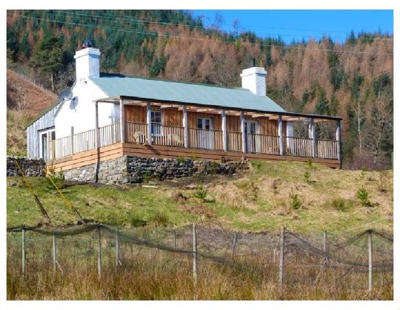 Druidaig Cottage a holiday cottage rental for 4 in Letterfearn,