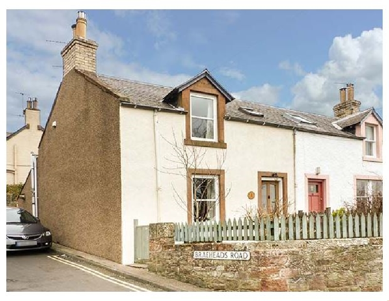 1 Blinkbonny Cottages a holiday cottage rental for 3 in St Boswells,