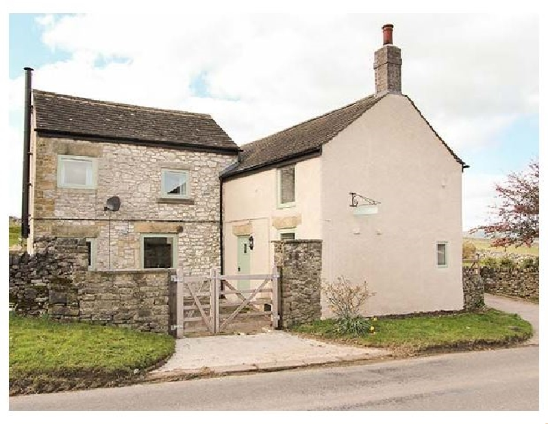 Galena Cottage a holiday cottage rental for 6 in Tideswell,