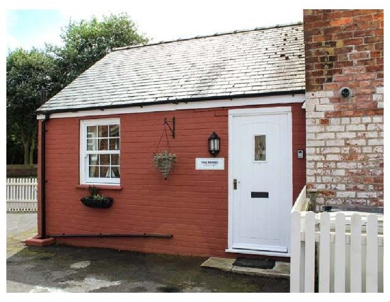 The Annexe a holiday cottage rental for 2 in Burgh Le Marsh,