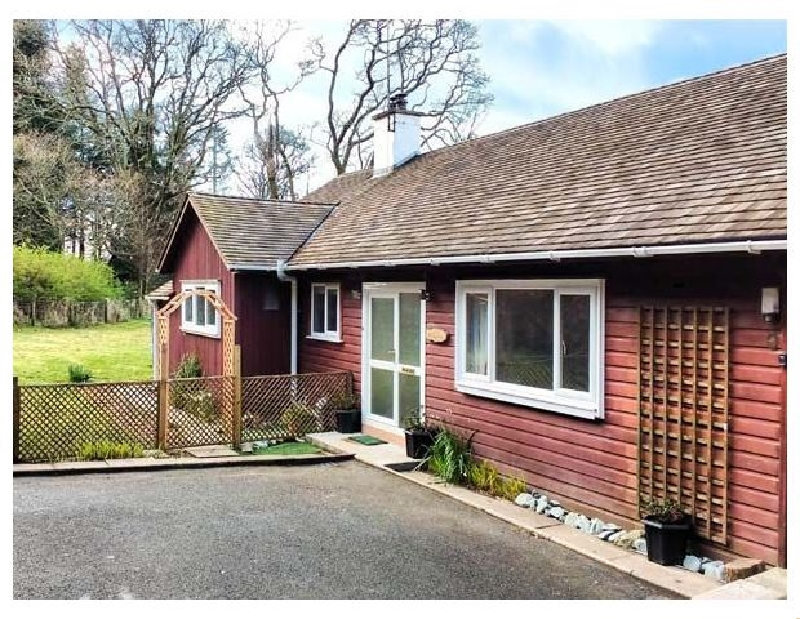 Craiglure a holiday cottage rental for 5 in Gatehouse Of Fleet,