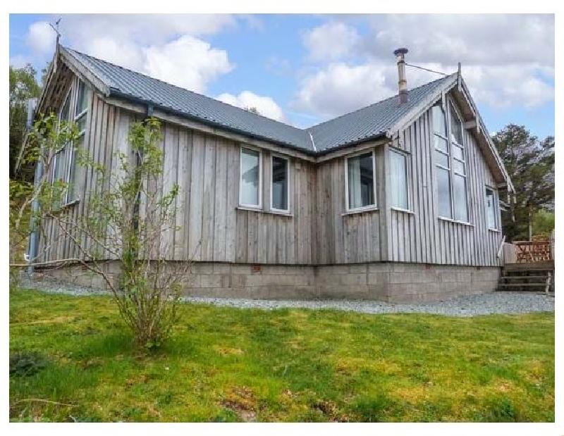 Thorsvik a holiday cottage rental for 6 in Broadford,