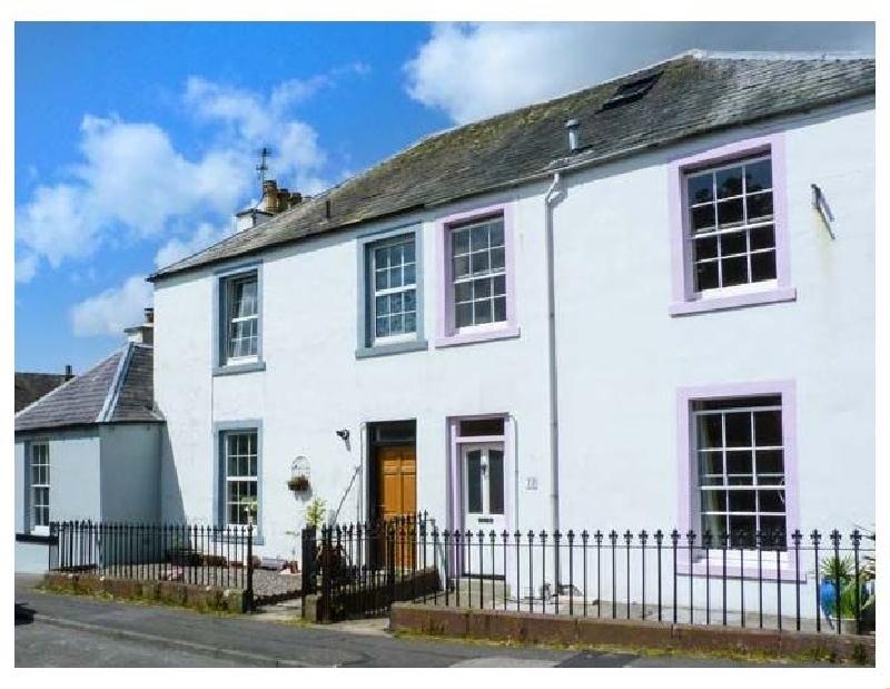 79 Laurel Bank a holiday cottage rental for 4 in Gatehouse Of Fleet,