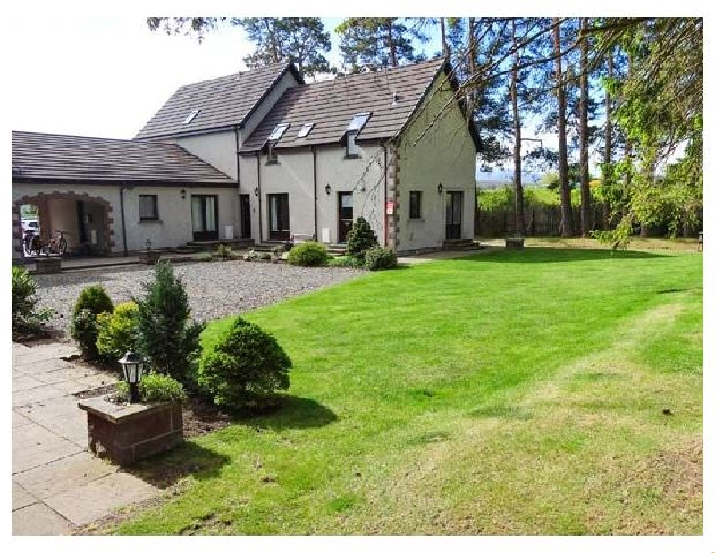 The Shieling a holiday cottage rental for 6 in Newtonmore,