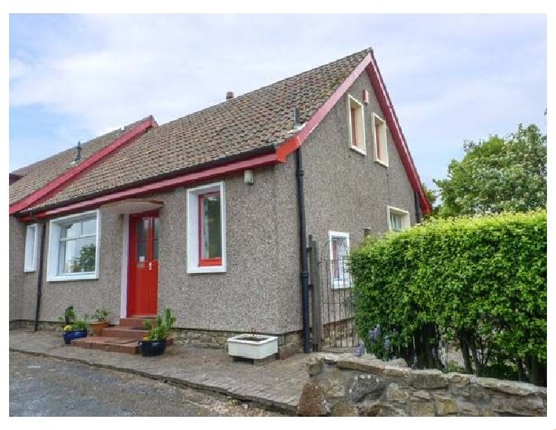 Rennyhill Farm Lodge a holiday cottage rental for 3 in Anstruther,