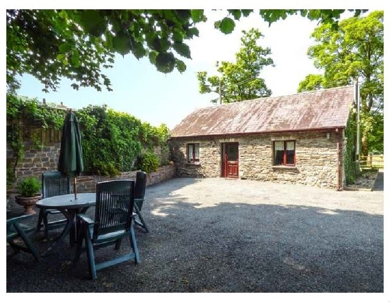The Stable a holiday cottage rental for 4 in Llandysul,