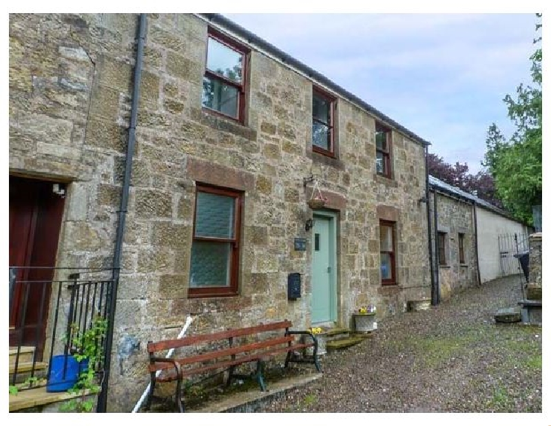 The Old Doctor's Cottage a holiday cottage rental for 6 in Douglas,