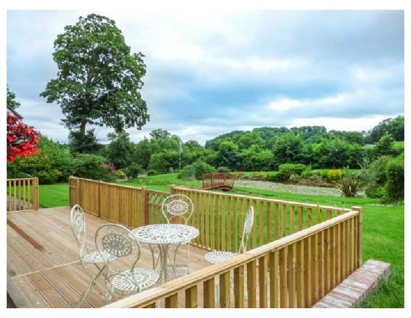 Pant Cottage a holiday cottage rental for 4 in Newtown,