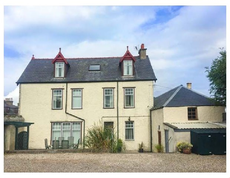 1 Seafield Street a holiday cottage rental for 12 in Cullen,