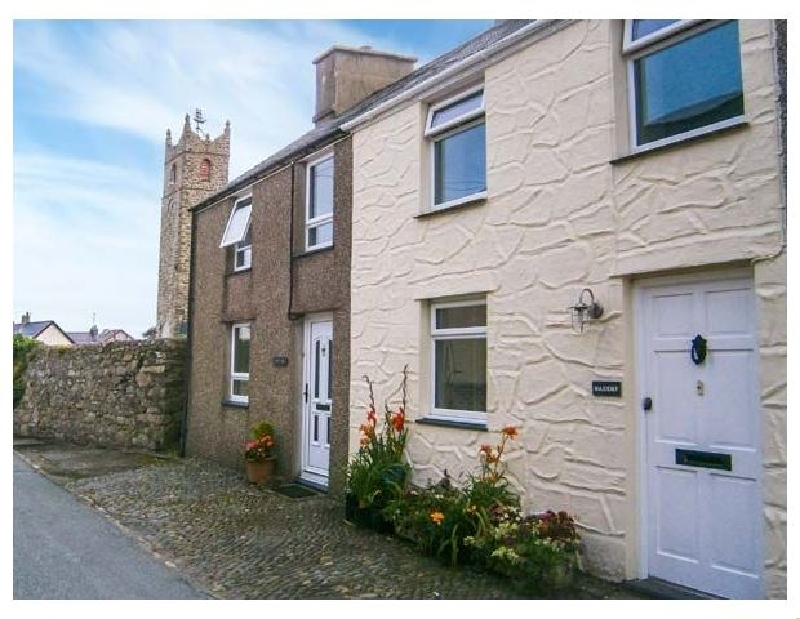 Haddef a holiday cottage rental for 2 in Nefyn,