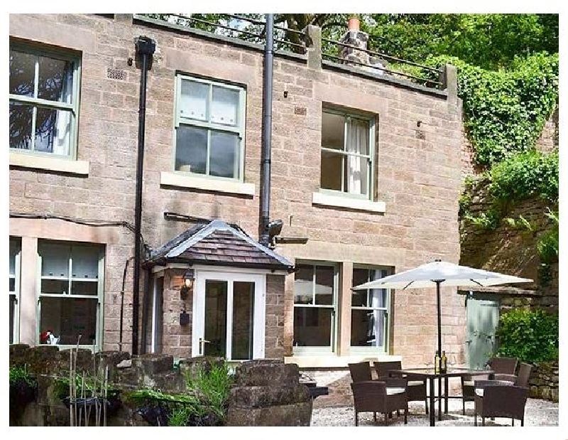 Ingle-Nook Retreat a holiday cottage rental for 4 in Holloway,