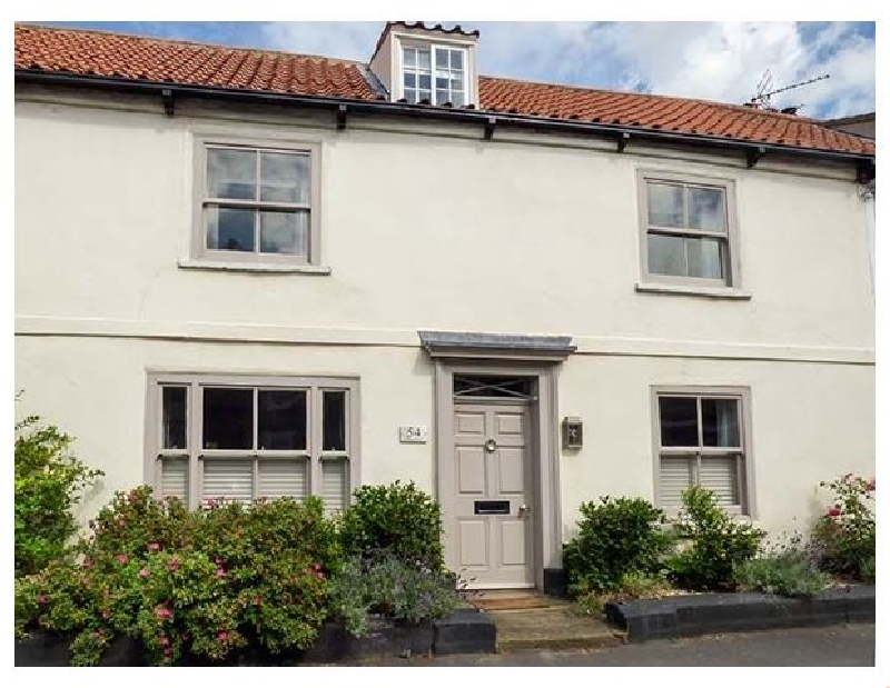 54 Bridge Street a holiday cottage rental for 10 in Brigg,