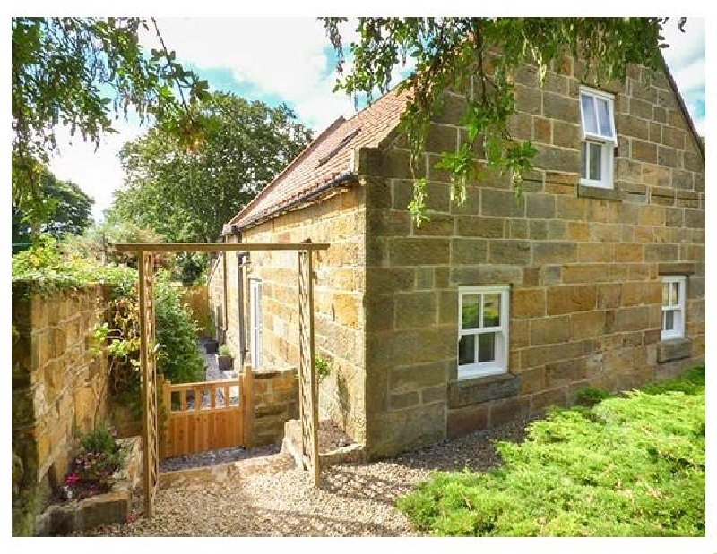 Quakers Cottage a holiday cottage rental for 4 in Hinderwell,