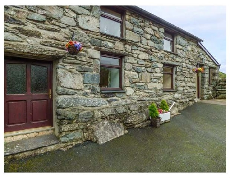 Y Bwthyn a holiday cottage rental for 4 in Llanbedr,