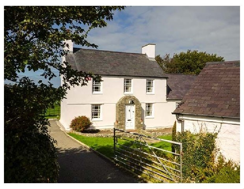 Details about a cottage Holiday at Cwm Farm