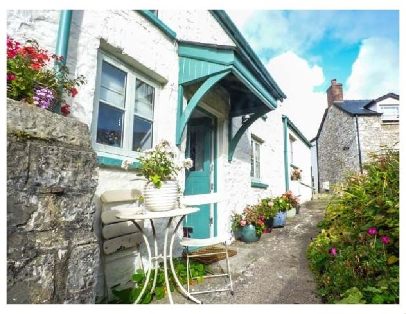 Garden View a holiday cottage rental for 2 in Llantwit Major,