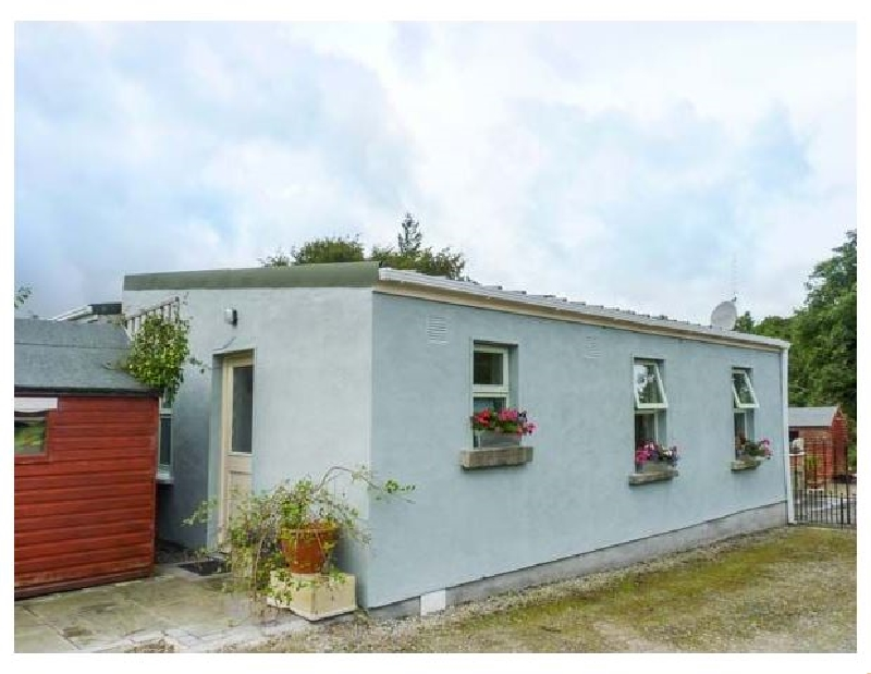 The Lodge a holiday cottage rental for 4 in Dublin,
