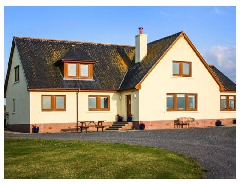 Image of Corsewall Castle Farm Lodges