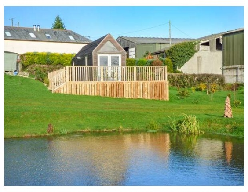 i-hut a holiday cottage rental for 2 in St Giles-On-The-Heath,